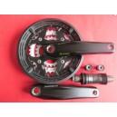 Zestaw korba Shimano Alivio FC-M431 48 z /175 mm +wkład Octalink BB-ES25